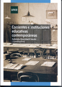 Portada Corrientes e instituciones educativas contemporáneas