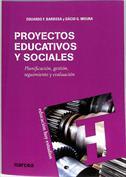 Portada Proyectos Educativos y Sociales. Planificación, gestión, seguimiento y evaluación