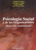 Psicología social y de las organizaciones. Desarrollo Institucional
