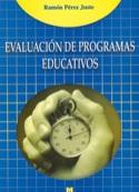 Portada Evaluación de programas educativos