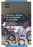 Portada Métodos y diseños de investigación en educación