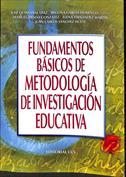 Portada Fundamentos básicos de metodología de investigación educativa