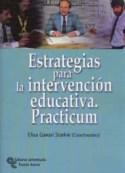 Estrategias para la intervención educativa. Prácticum