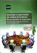 Dirección y supervisión de centros formativos