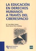 Portada La educación en derechos humanos a través del ciberespacio