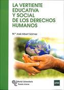 Portada La vertiente educativa y social de los Derechos Humanos