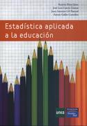 Portada Estadística aplicada a la educación