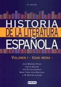 Historia de la literatura española. Volumen I. Edad Media.