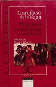 Portada Poesías castellanas completas