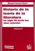 Historia de la teoría de la literatura (el siglo XX hasta los años setenta)