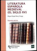Portada Literatura española medieval (el siglo XV)