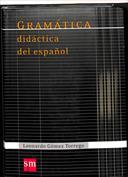 Portada Gramática didáctica del español