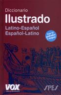 Portada Diccionario ilustrado Latino Español, Español Latino