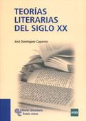 Portada Teorías literarias del siglo XX