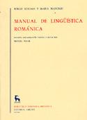 Manual de Lingüística Románica, 2 tomos