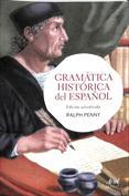 Gramática histórica del español