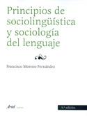 Principios de sociolingüística y sociología del lenguaje