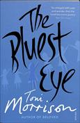 Portada The bluest eye