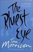 Portada The bluest eye