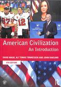 Portada American Civilization. An Introduction
