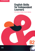 Portada English skills for independent learners  B2