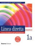 Portada Línea diretta nuovo 1A. Corso di italiano per principianti