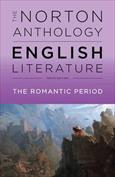Portada The Norton Anthology of English Literature. The Romantic Period. Volume D