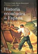 Historia económica de España. Siglos X-XX
