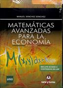 Imagen de Matemáticas avanzadas para la economía