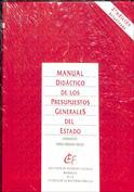 Portada Manual didáctico de los presupuestos generales del estado