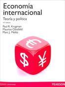 Economía internacional. Teoría y política