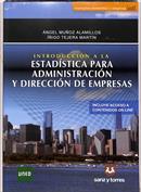 Portada Introducción a la Estadística para Administración y Dirección de Empresas