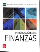 Portada Introducción a las Finanzas