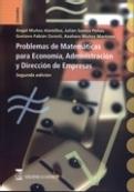 Problemas de matemáticas para economía, Administración y dirección de empresas