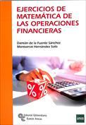 Portada Ejercicios de Matemática de las Operaciones Financieras