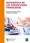 Portada Matemática de las operaciones financieras