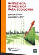 Portada Inferencia estadística para economía