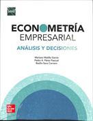 Imagen de Econometría empresarial. Análisis y decisiones