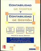Contabilidad de Costes y Contabilidad de Gestión. Vol. II