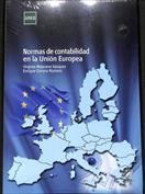 Portada Normas de contabilidad en la Unión Europea (A)
