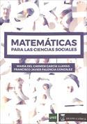 Matemáticas aplicadas a las ciencias sociales