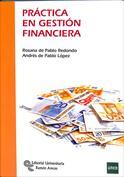 Práctica en gestión financiera