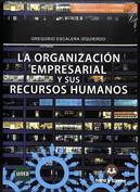 Portada La organización empresarial y sus recursos humanos