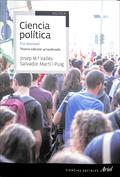 Portada Ciencia política. Un manual (2015)