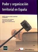 Portada Poder y organización territorial en España