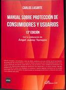 Portada Manual sobre protección de consumidores y usuarios