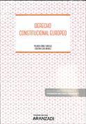 Portada Derecho Constitucional Europeo