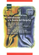 Portada Introducción a la teoría del derecho