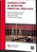 Portada Introducción al derecho procesal. Casos prácticos