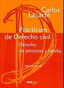 Portada Prácticum de Derecho civil. Derecho de personas y familia